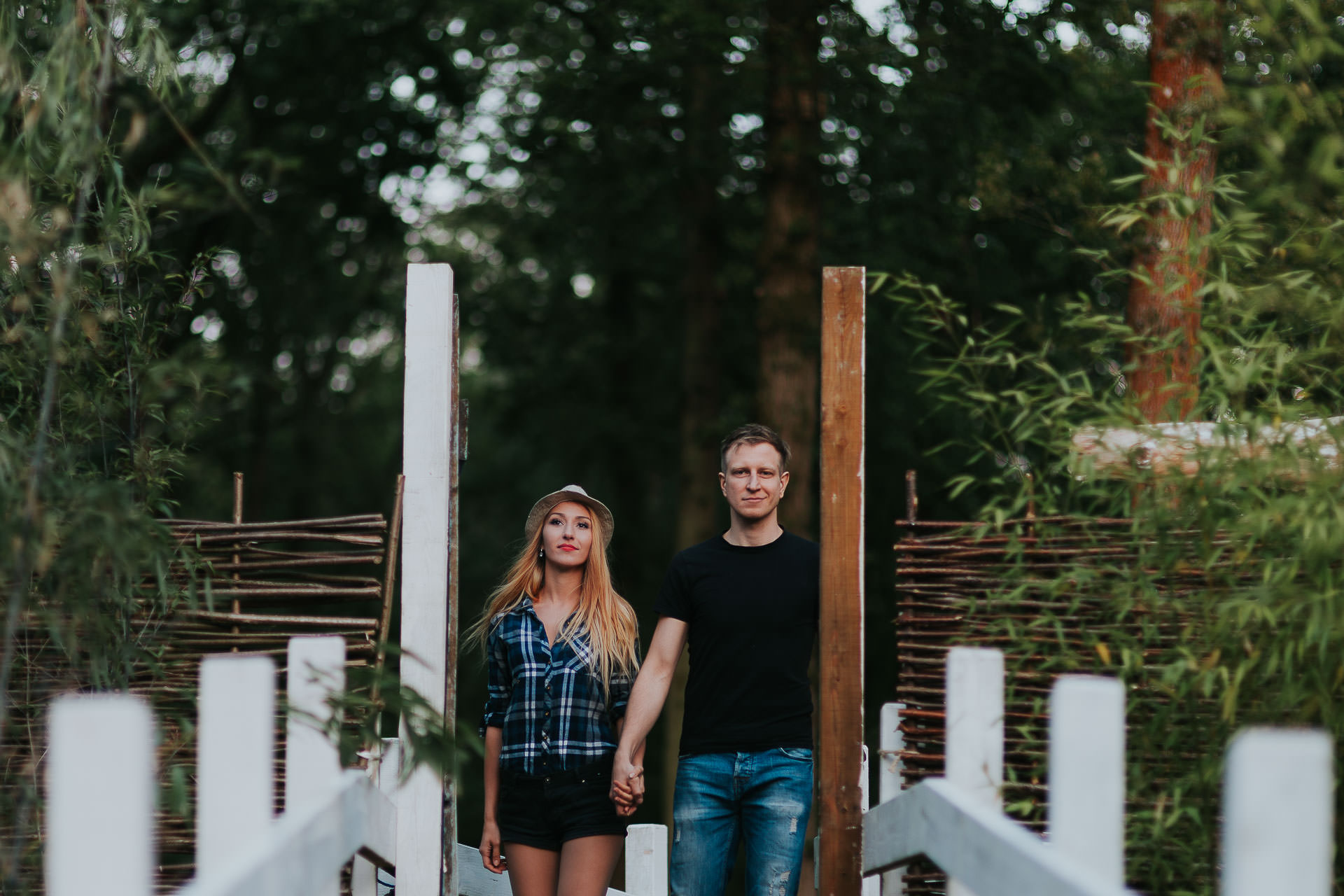 Arleta Pawel Engagement Photoshoot TreeRunners Andover 70