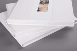 White Lady photo album complete album set acrylic personalise professional print lay flat album 6 uai